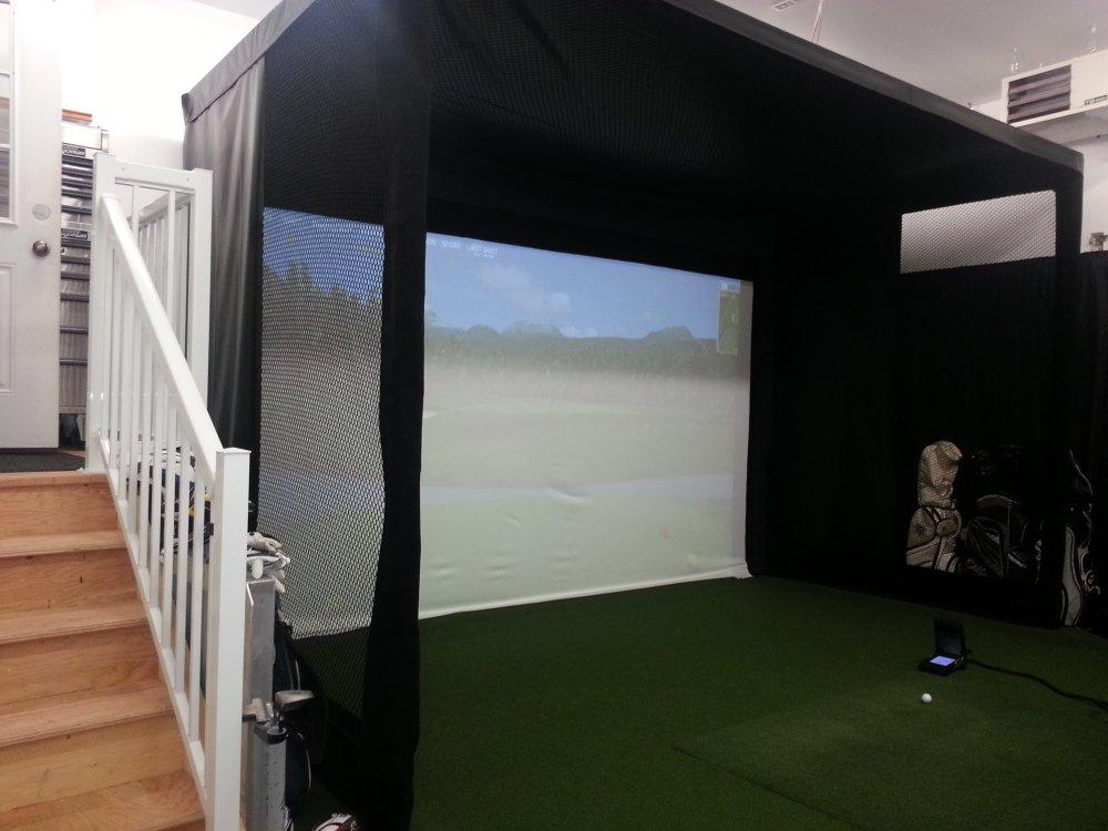 Golf Simulators Launch Monitors Larry Cheung Golf